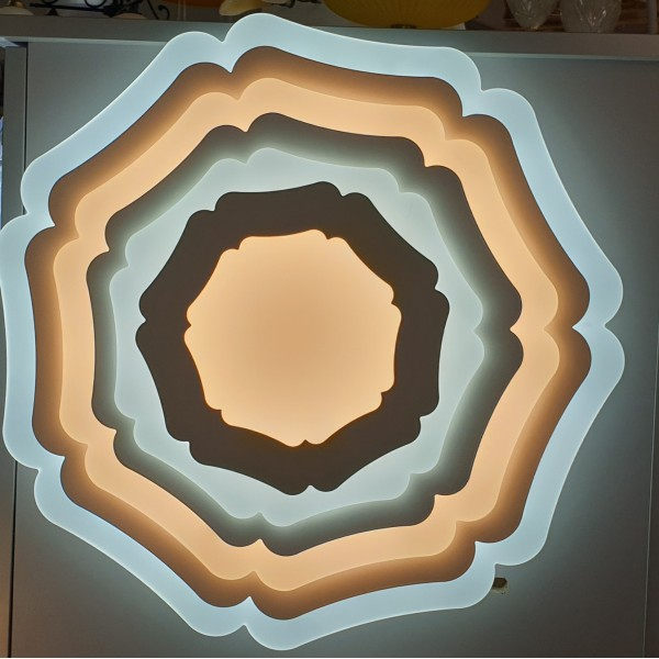 Plafonjera LIBRA 116w-LED reljef